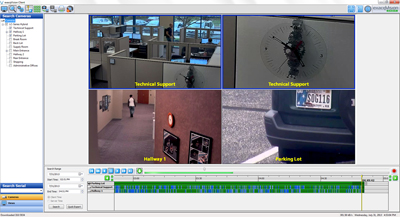 Exacq LC-Series IP and Analog Video Surveillance Recorder